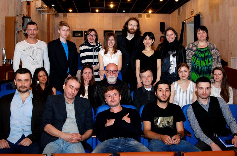 Мастерская режиссуры игрового фильма<br> Квирикадзе И.М., <br>Добровольского А.М.