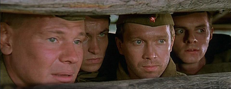 Кадр из фильма «В августе 44-го», выпускника ВКСР — Михаила Пташука