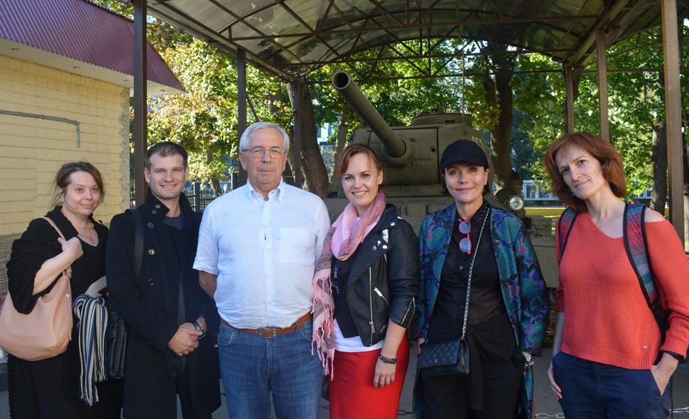 Мастерская <br>продюсерства<br> кино и телевидения <br>Литвинова А.Г.