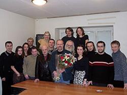 Мастерская режиссуры игрового фильма<br>Хотиненко В.И.,<br>  Финна П.К.