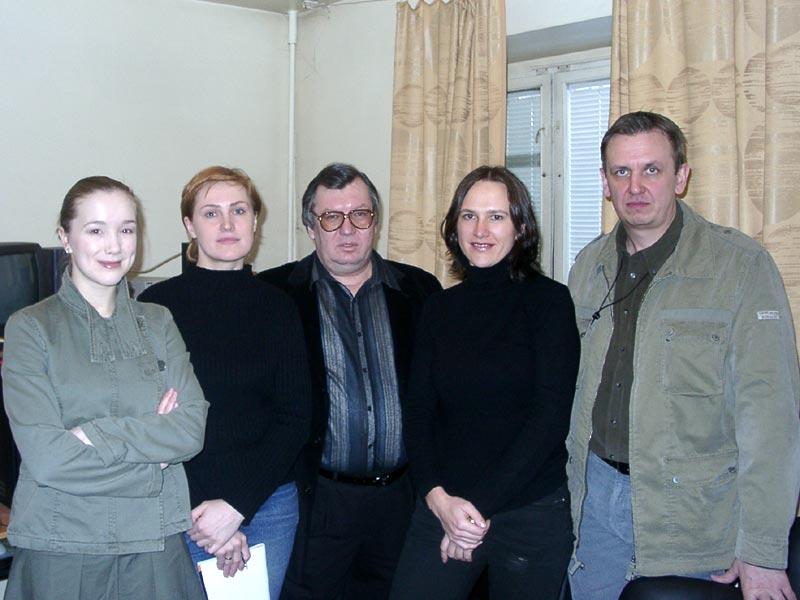 Мастерская продюсирования кино и телевидения<br> Арсеньева В.В.