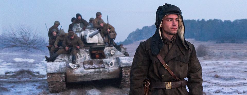 Кадр из фильма «Т-34», выпускника ВКСР — Алексея Сидорова