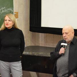 Мастер-класс режиссера-документалиста Олеси Фокиной