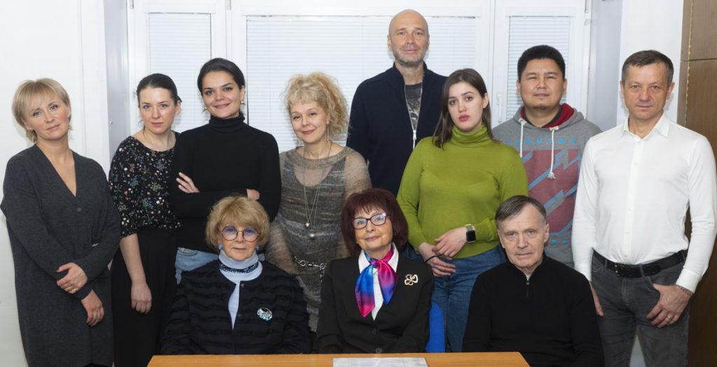 Мастерская <br>жанрового кино<br>Суриковой А.И.,<br>Добровольского А.М.
