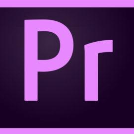 Занятия по работе в Adobe Premier
